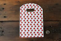 Party Bag Strawberry Birthday Gift Sweet Shop Carrier Wedding Loot Bag Farm VAT