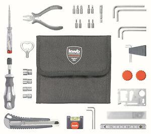 KWB Adventskalender Werkzeug 24 Türchen mit Tasche