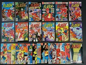 Run of (30) The Flash (1979-85) #273-349 DC Comics StoreStock MoreListed
