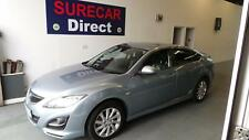 2010 Mazda 6 2.0 TS2 5Dr Clear Water Blue Full Leather  FSH 9 Stamps!!
