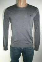 DSQUARED2 MAGLIONE UOMO TG. XXL MAN SWEATER CASUAL VINTAGE A2996