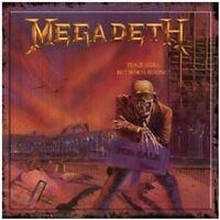 "MEGADETH ""PEACE SELLS... (2011 REMASTER)"" 2 CD NEW!"