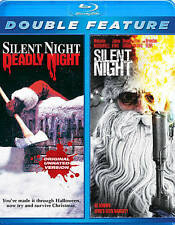 SILENT NIGHT, DEADLY NIGHT/SILENT NIGHT NEW BLU-RAY