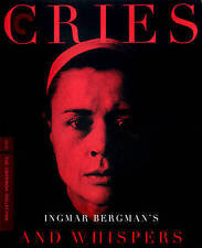 Cries and Whispers (Blu-ray Disc, 2015, Criterion Collection) Like New