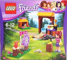 LEGO Friends 41120 avventura Camp arco sparare mia Riccio BERSAGLIO ARCO NUOVO
