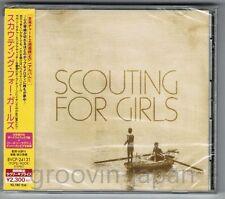 Sealed Promo! SCOUTING FOR GIRLS+3 JAPAN CD BVCP-24131 w/OBI Free S&H/P&P