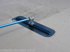 BIG BLUE 1200mm MAGNESIUM KNUCKLEHEAD EASY FLOAT CONCRETE LONG REACH ANGLE HEAD