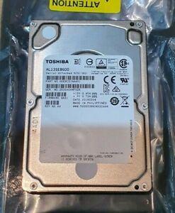 """TOSHIBA AL13SEB600 600GB 10K 2.5"""" SFF SAS HARD DRIVE HDD TESTED PN: HDEBC01NAA51"""