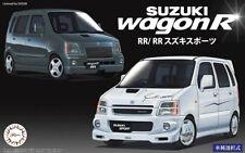 Suzuki Wagon R RR/RR Sport 1:24 Model Kit Bausatz Fujimi 039855