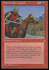 MTG Magic - Ice Age - Márton Stromgald -  Rare VO