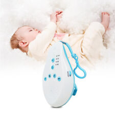 Baby Sleep Soothers Sound Machine White Noise Record Voice Sensor For Home Child
