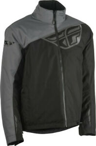 Fly Racing 2020 Snow Adult Aurora Snowmobile Jacket Black All Sizes