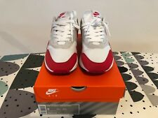 Nike Air Max 1 Anniversary OG University Red UK8 PATTA ATMOS SUPREME Curry Parra