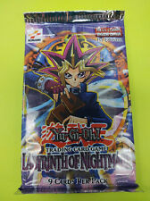 Yu Gi Oh! Labyrinth of Nightmare Booster pack 1st Edition TCG LON