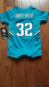 NEW! Nike Youth Jacksonville Jaguars #32 Jones-Drew Jersey -Sz 3-6 Months