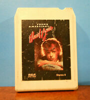 DAVID BOWIE YOUNG AMERICANS 1975 STEREO 8 TRACK TAPE CARTRIDGE TESTED