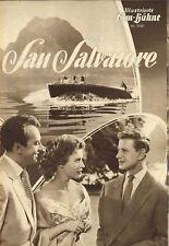 IFB 3163 | SAN SALVATORE | Dieter Borsche, Will Quadflieg, Antje Weisgerber