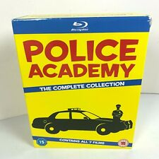 Police Academy: The Complete Collection (Blu-ray Disc, 2013, 7-Disc Set)