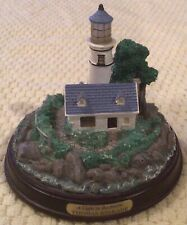 Thomas Kinkade Lighthouse Statue- A Light In The Storm