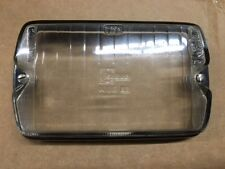 Cibie Lead Crystal Driving Lens with Seal & Chrome Housing - Original Vintage
