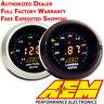 AEM 30-4110 AFR 52mm Wideband O2 UEGO Controller Gauge Air Fuel Ratio 4.9 LSU