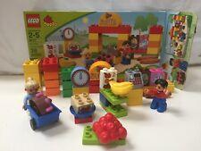 Beige 2x2 4 Supermarket Module Motif Stone Lego Duplo Strawberry