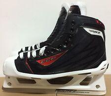 CCM RBZ Mens Pro Mens Pro Stock Hockey Goalie Skates Size 9 D 5696