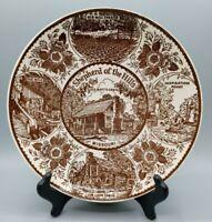 """VTG - Shepherd of the Hills - Missouri - 10"""" Plate - Nice!"""