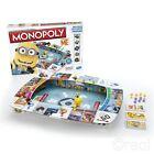 Nouveau Despicable Me Minions Monopoly Jeu De Société Familial Hasbro Officel