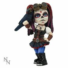 Clockwork Candy 14.5cm High Steampunk Day of the Dead Gothic Cos Play