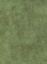 Faux Marble Wallpaper in Greens and Browns   TE29341