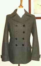 CALVIN KLEIN JEANS COAT JACKET Grey Size XL