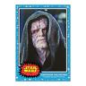 Topps Star Wars Living Set Card #79 Emperor Palpatine STAR WARS RETURN OF JEDI
