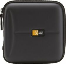 Case Logic CD DVD Wallet for 24 Discs - Black