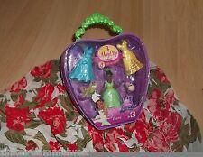 DISNEY Mattel Magiclip TIANA Fashion Bag 3 Kleider + Tasche @RAR@ OVP NEU X9425
