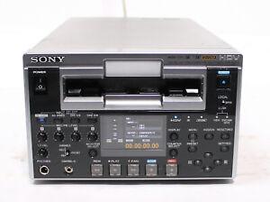 Sony HVR-1500A HDV/DVCAM 1080i DIGITAL HD VIDEO CASSETTE RECORDER