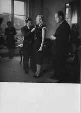 Photo originale Jean Delannoy Michèle Morgan tournage