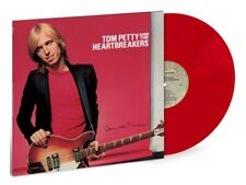 TOM PETTY AND THE HEARTBREAKERS - DAMN THE TORPEDOES - RED COLORED VINYL LP