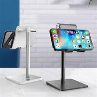Adjustable Universal Tablet Stand Desktop Holder Mount Mobile Phone iPad iPhone