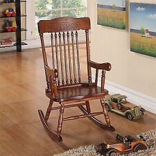Wooden Living Room Rocking Chairs | eBay