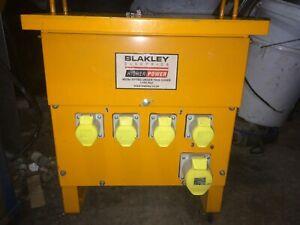 5kVA Blakley Electrics Site Transformer 110V TA/P/1/5/S5