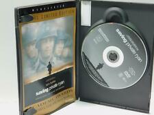 Saving Private Ryan (Dvd W/S movie, 1999, Special Limited Edition) Tom Hanks