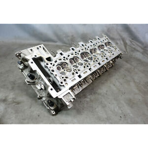 2011-2015 BMW N55 6-Cylinder Turbo Engine Cylinder Head w Valves OEM
