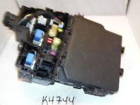 07-12 NISSAN SENTRA 284B8 ET001 FUSEBOX FUSE BOX RELAY UNIT MODULE K4744