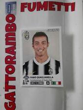 Figurine Calciatori N.238 Quagliarella Juventus Magazzino- Anno 2011-2012 Panini