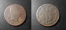 Espagne - Spain - Ferdinand VII - 8 Maravedis 1824 - KM#502.a