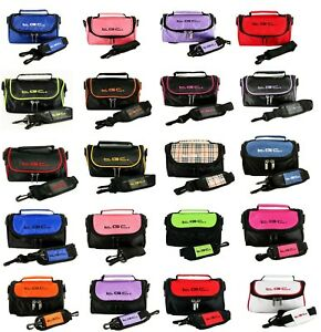 Sony PlayStation PSP PHAT SLIM PSP Go & Vita accessories Carry Case Bag by TGC ®