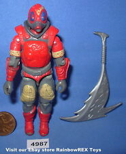 1987 ROYAL GUARD Cobra-La Team GI Joe 3 3/4 inch Figure