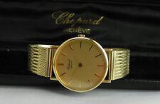 Chopard Armbanduhren aus Massivgold mit Glanz