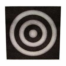 """12"""" X 12"""" X 2"""" Square Self Healing Foam Blowgun Dart Blk/Wht Target"""